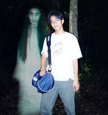 Известные места обитания призраков