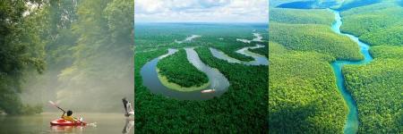 Амазонка и нил всегда были в жесткой
